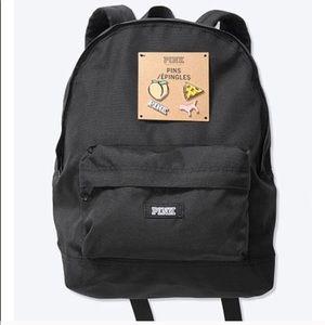 NWT pink mini backpack